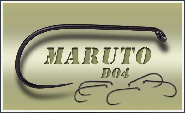 tailles Neuf!!! MARUTO Hameçon Allround lié diff